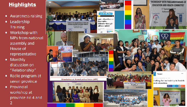 LGBTQ LBT Newsletter Nepal, Mitini Nepal, 2019 September Download